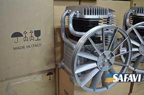سیلندر باد ایتالیایی