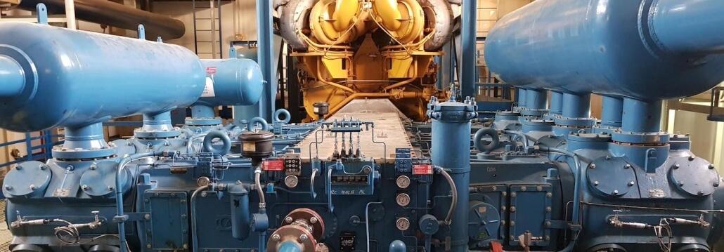 کمپرسور صنعتی